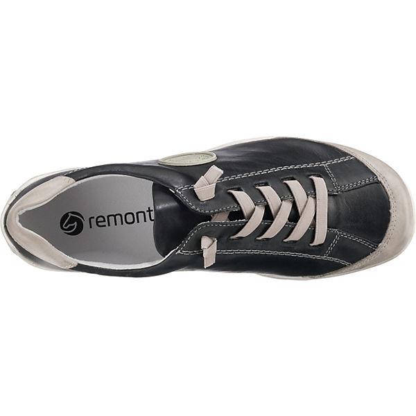 remonte remonte Sneakers schwarz-kombi