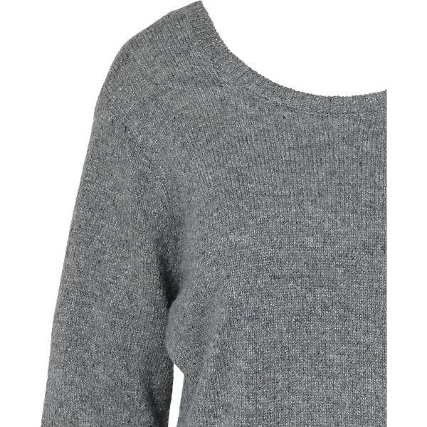 VILA Pullover VILA grau VILA Pullover Pullover grau aq0HP8