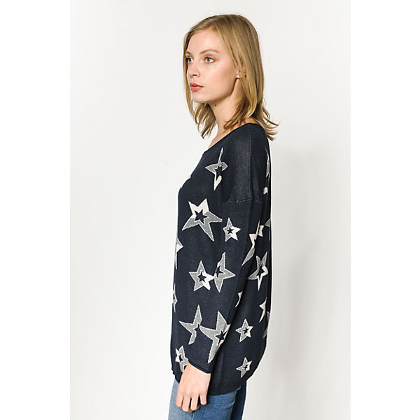 ONLY Pullover Pullover dunkelblau Pullover ONLY ONLY Pullover dunkelblau dunkelblau ONLY q40w15
