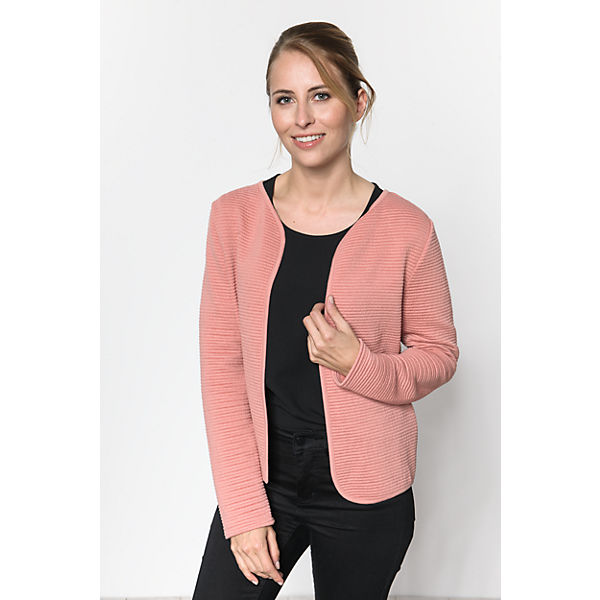 rosa rosa Strickjacke rosa Strickjacke ONLY ONLY Strickjacke ONLY pSHTHqR