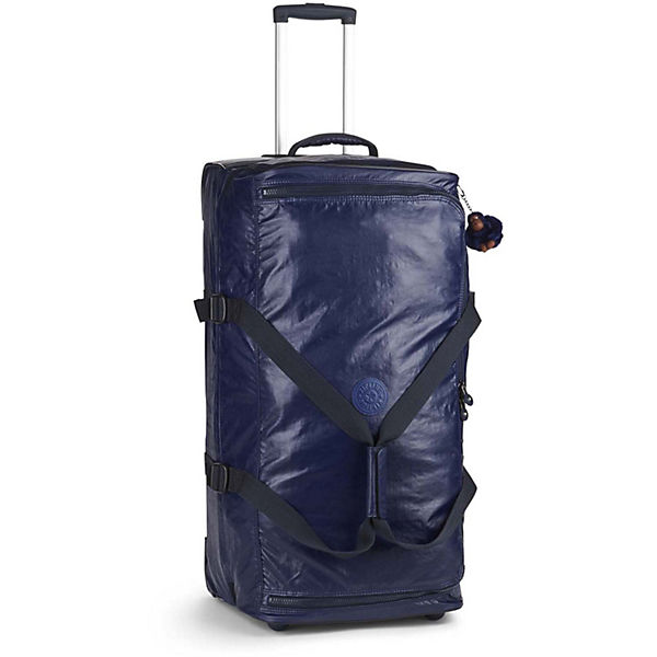 Kipling Basic Plus Travel Teagan L BP 2-Rollen Reisetasche blau