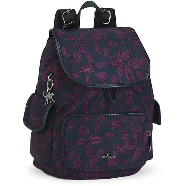 Kipling Basic Plus LM City Pack S Rucksack lila