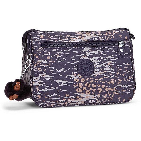 Kipling Basic Travel Puppy Kulturtasche blau