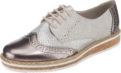 rieker Schuhe in silber günstig kaufen | mirapodo