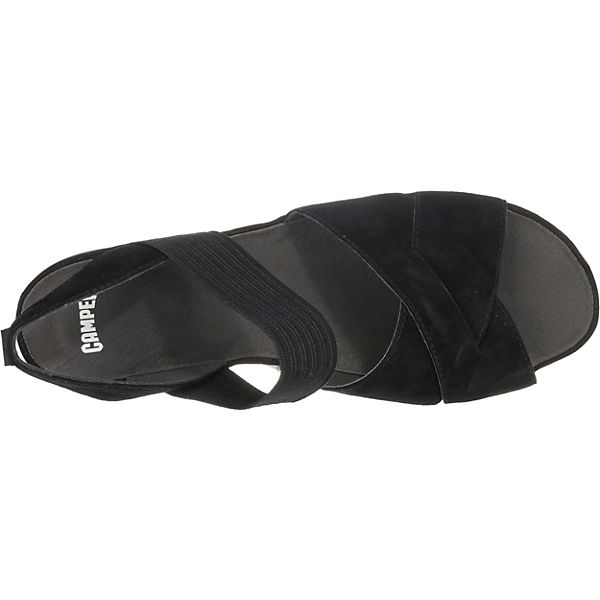 CAMPER, Right Gute Nina Sandaletten, schwarz  Gute Right Qualität beliebte Schuhe 31cfe2