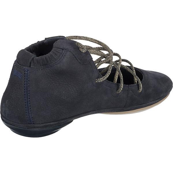 CAMPER, Right Nina Ballerinas, dunkelblau    dunkelblau 66cb31