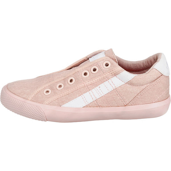 s.Oliver Slipper für Mädchen rosa