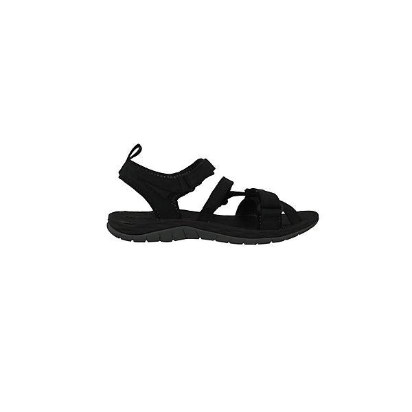 MERRELL, Q2 Sandalen Q2 MERRELL, Wrap, schwarz   c9fb4c