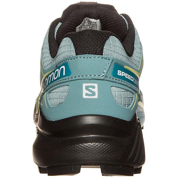 Salomon Sportschuhe Speedcross 4 petrol