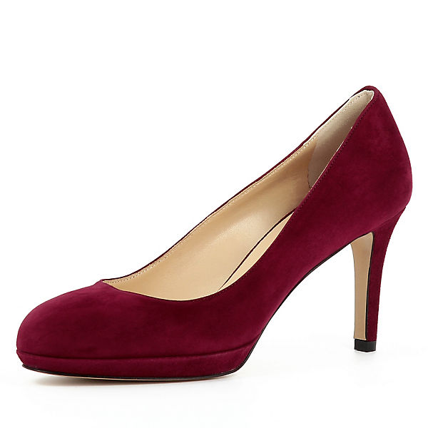 Shoes BIANCA Evita Pumps Shoes Evita bordeaux O1ddFqH