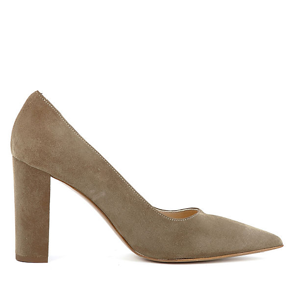 Evita Shoes, Evita hellbraun Shoes Pumps NATALIA, hellbraun Evita   c6d8d9