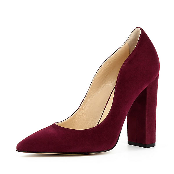 Evita Shoes Evita Shoes Pumps ALINA bordeaux