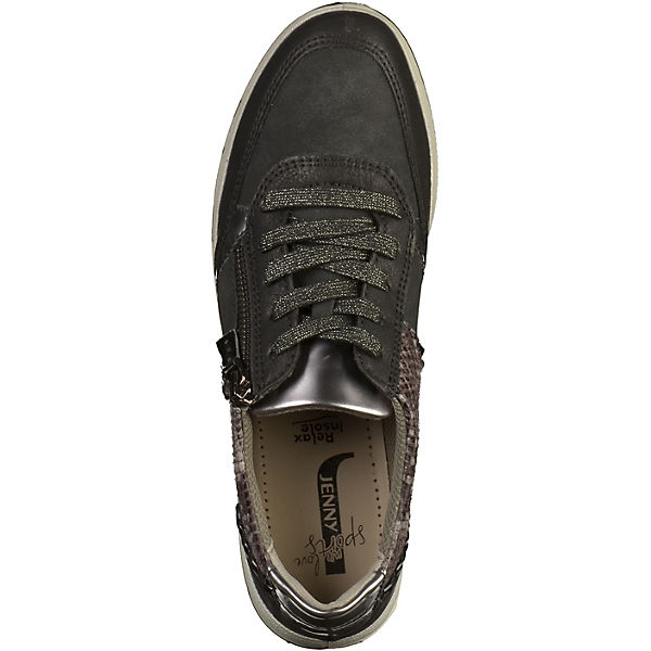 JENNY, Sneakers, schwarz     8b2605