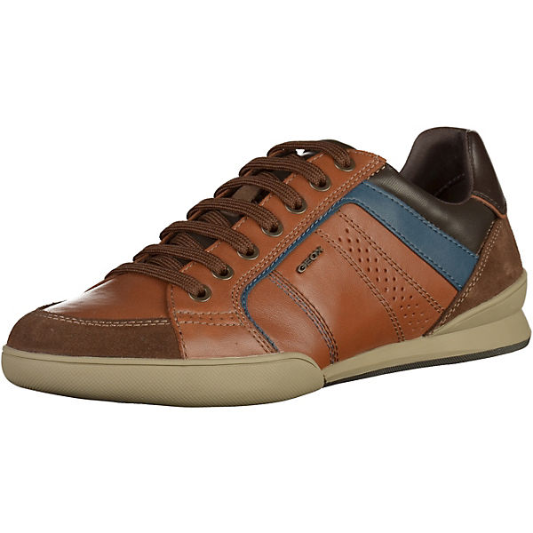 Sneakers GEOX GEOX Sneakers braun Sn4zOzwx