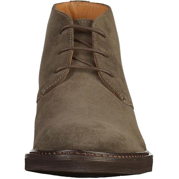 GEOX Freizeit Schuhe braun