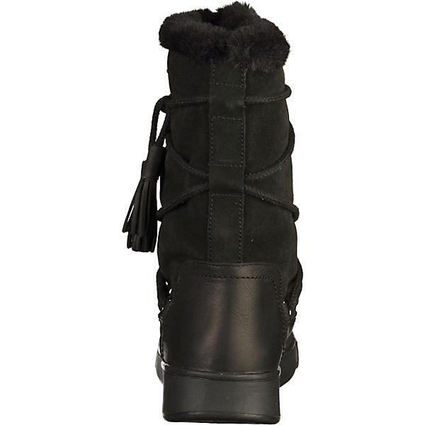 GEOX, Qualität Stiefel, schwarz  Gute Qualität GEOX, beliebte Schuhe 81e190