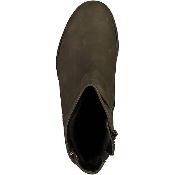 Gabor,  Stiefeletten, dunkelgrau  Gabor, Gute Qualität beliebte Schuhe fa1bc5