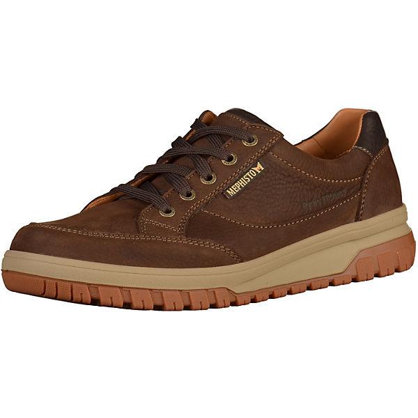 MEPHISTO Freizeit Schuhe braun