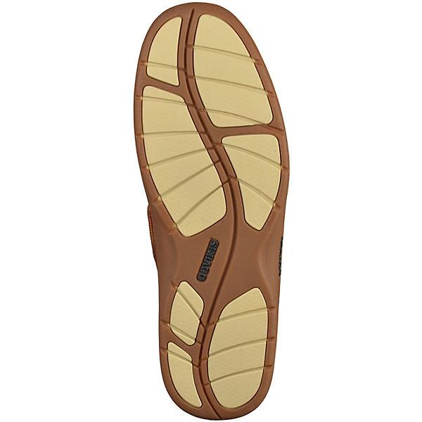 SEBAGO Freizeit Schuhe braun