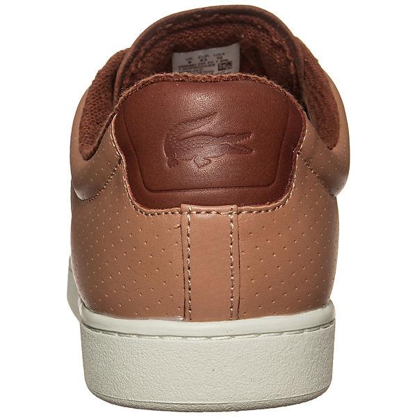 Evo Evo LACOSTE LACOSTE Carnaby Sneakers Sneakers Carnaby braun U6TnOOx