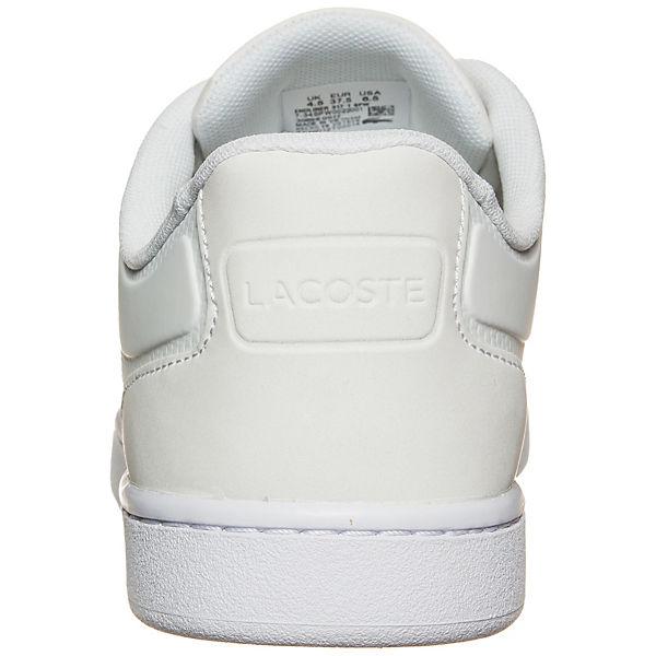 LACOSTE Sneakers Endliner weiß