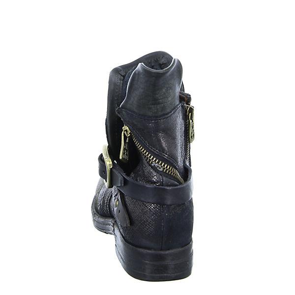 A.S.98 A.S.98 Stiefeletten Kaltfutter schwarz/grün  Gute Qualität Qualität Qualität beliebte Schuhe f5cbfc