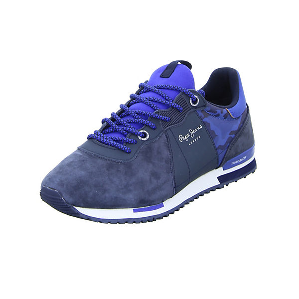Pepe Jeans Pepe Jeans Tinker Racer Mix Sneakers blau