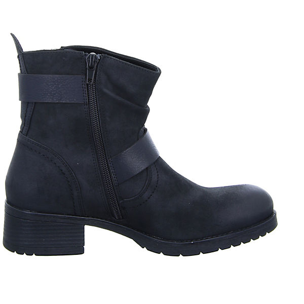 Living Stiefeletten Updated, Living Updated Stiefeletten Living Kaltfutter, schwarz   48d293