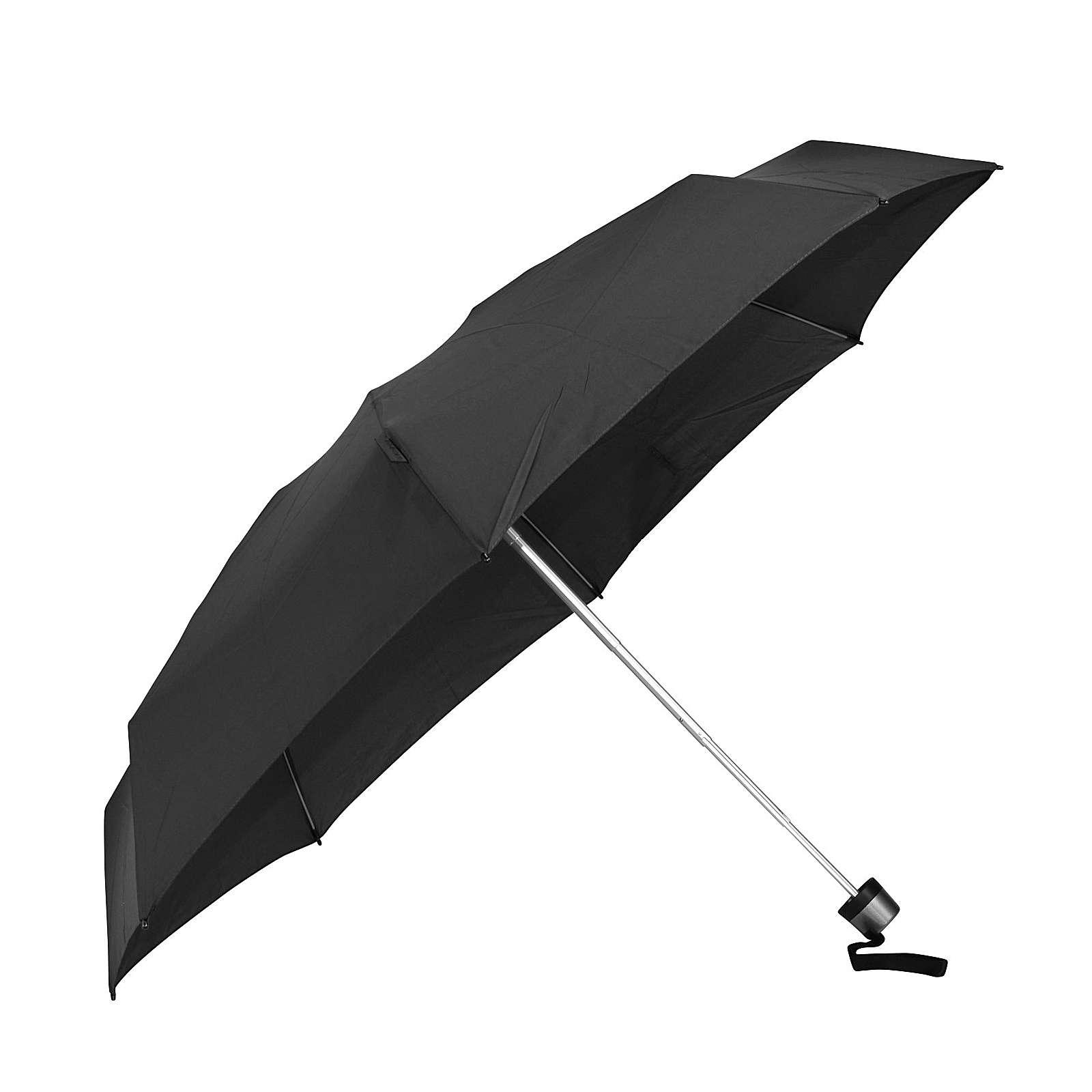 Knirps Regenschirm Manual T schwarz