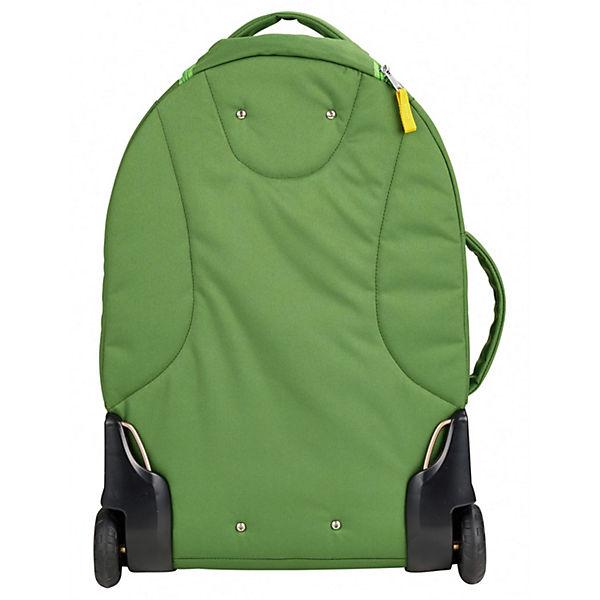 VAUDE Schulranzen-Trolley Gonzo grün
