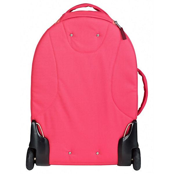 VAUDE Schulranzen-Trolley Gonzo pink