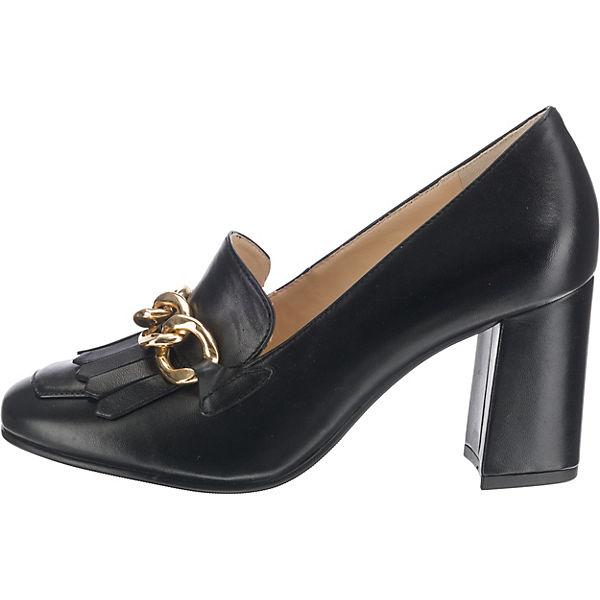 Högl, Loafer-Pumps, schwarz    Gute Qualität beliebte Schuhe ed35e0