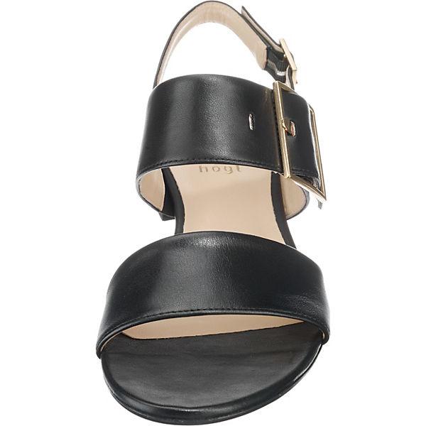 högl, Klassische Sandaletten, beliebte schwarz  Gute Qualität beliebte Sandaletten, Schuhe e39558