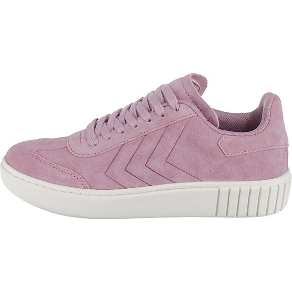Low Sneakers flieder Aarhus Classic hummel Low OwtETnqt