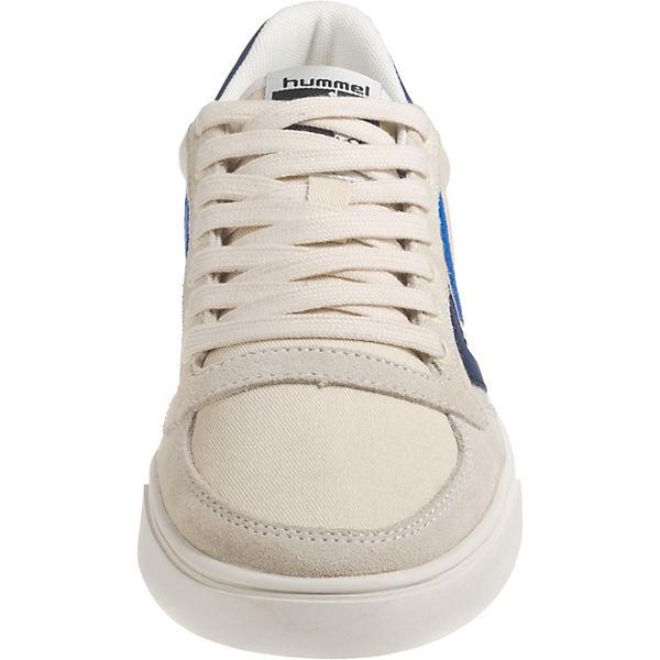 kombi Canvas Beige Sneakers Stadil Low Hummel Duo Slimmer w6PqTC