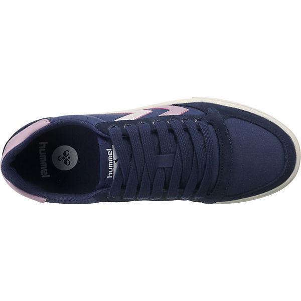 Hummel Low Hummel Sneakers Sneakers Dunkelblau fZq6B8Rw