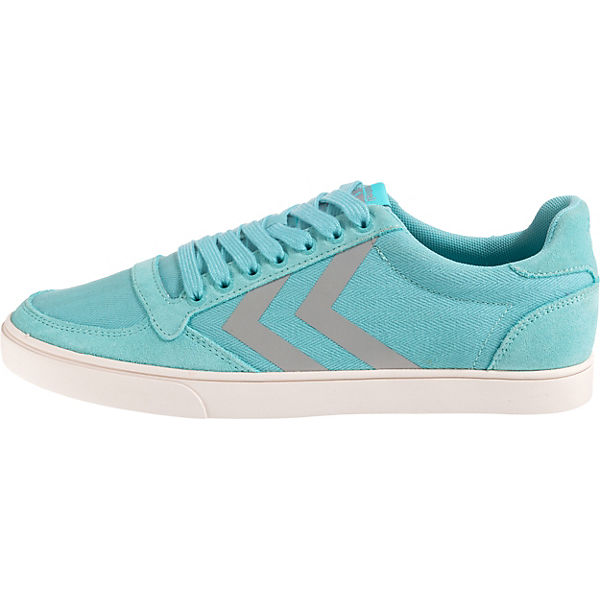Slimmer Sneakers hummel Low Low türkis HB Stadil fxqwdRq