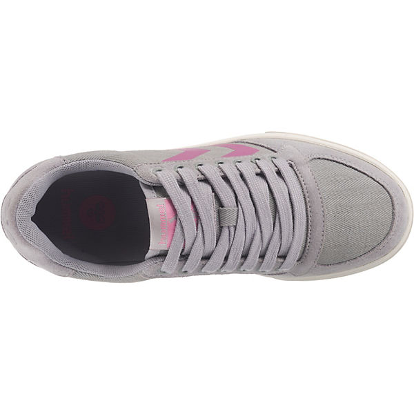 Grau Hummel Hummel Hummel Low Grau Low Low Hummel Sneakers Sneakers Grau Hummel Sneakers Grau Low Sneakers Aqwaw0Txf