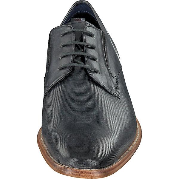 DANIEL HECHTER, Qualität Business-Schnürschuhe, grau  Gute Qualität HECHTER, beliebte Schuhe d7d29d