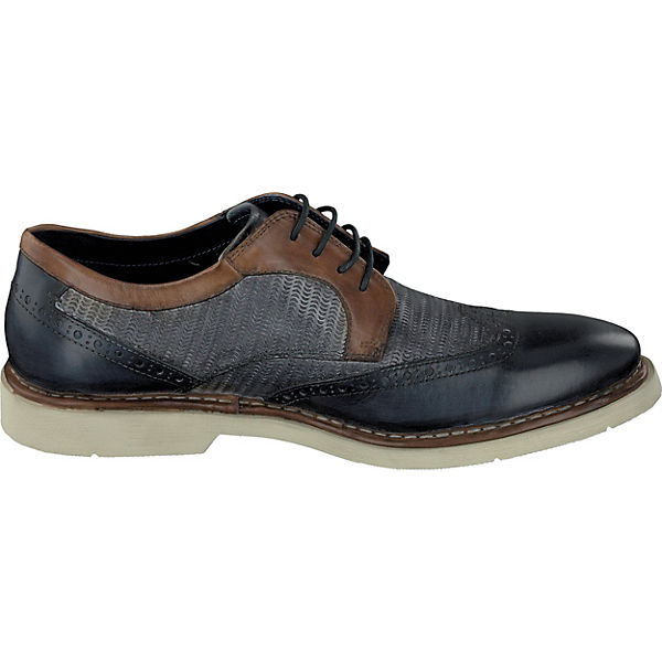 DANIEL Qualität HECHTER, Business-Schnürschuhe, dunkelblau Gute Qualität DANIEL beliebte Schuhe bfb261
