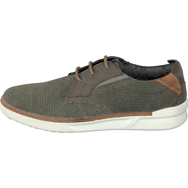 HECHTER DANIEL Low khaki DANIEL Sneakers Sneakers Low khaki HECHTER 5O7Eq