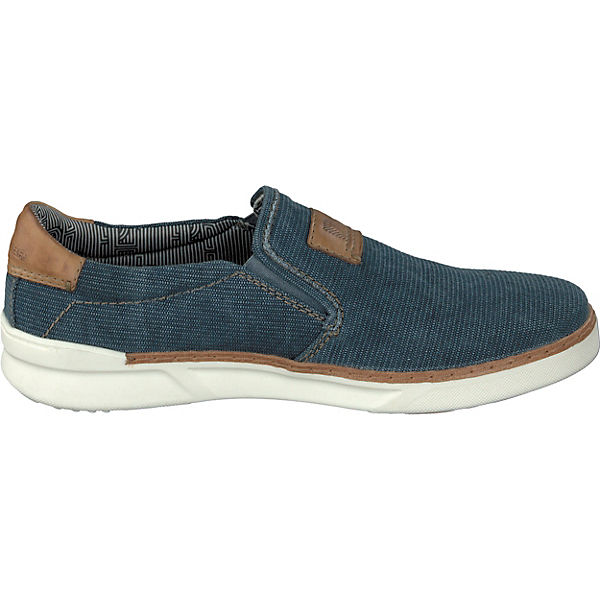 DANIEL HECHTER, Slip-On-Sneaker, dunkelblau beliebte  Gute Qualität beliebte dunkelblau Schuhe 581da8