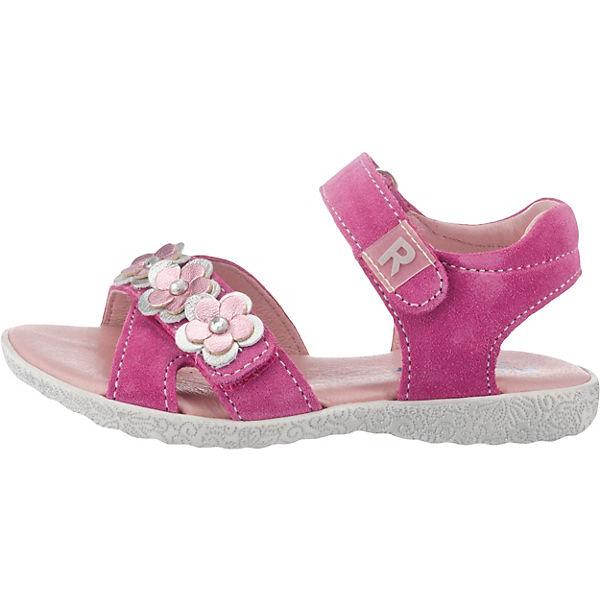 RICHTER Sandalen für Mädchen pink