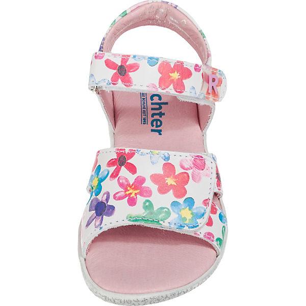 RICHTER Sandalen für Mädchen weiß