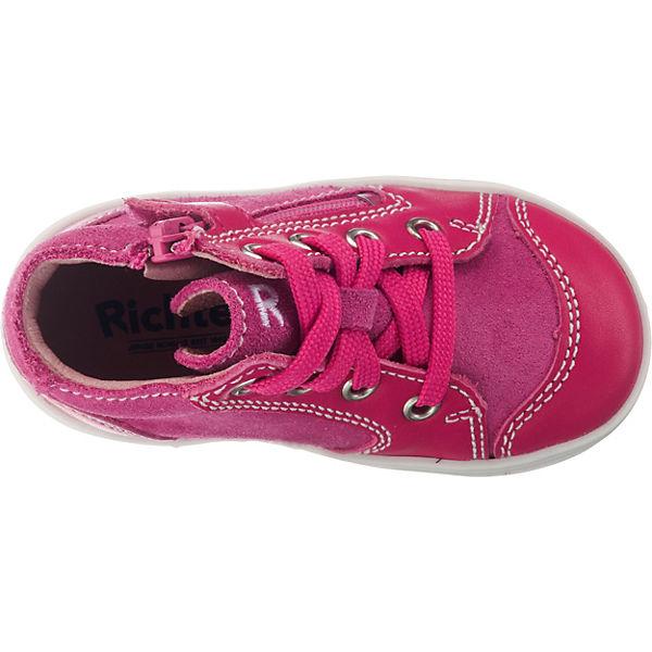 RICHTER Lauflernschuhe für Mädchen pink