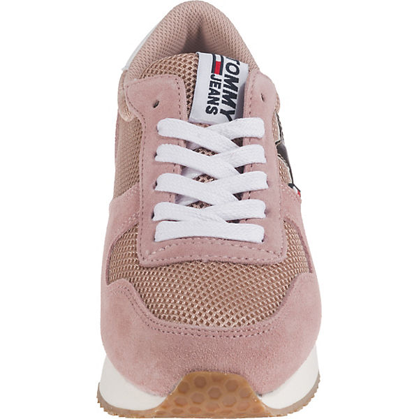 TOMMY JEANS, TOMMY JEANS Star Sneaker Sneakers Qualität Low, rosa  Gute Qualität Sneakers beliebte Schuhe 006ca7