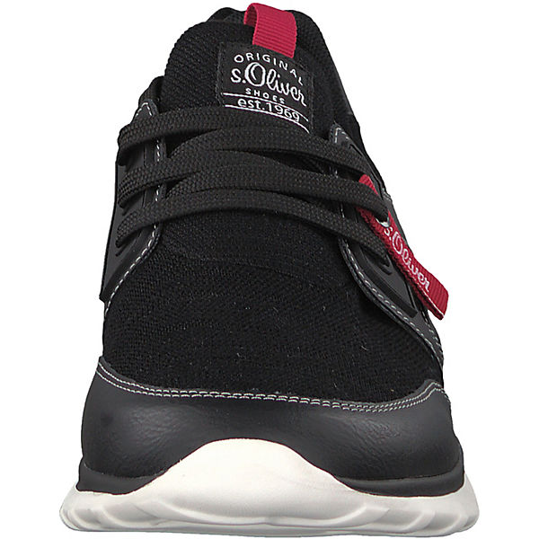 Low Low s s Oliver schwarz Oliver Oliver Sneakers s schwarz schwarz Low Sneakers s Oliver Sneakers 8YqPy