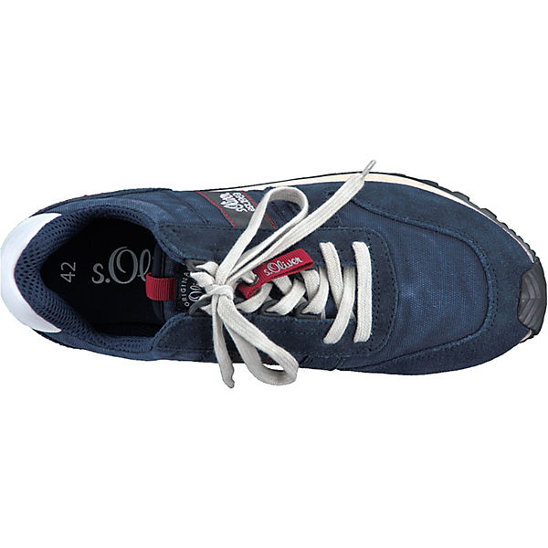 s.Oliver Sneakers Low dunkelblau