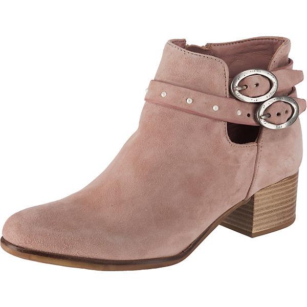 JOLANA & FENENA Ankle Boots rosa