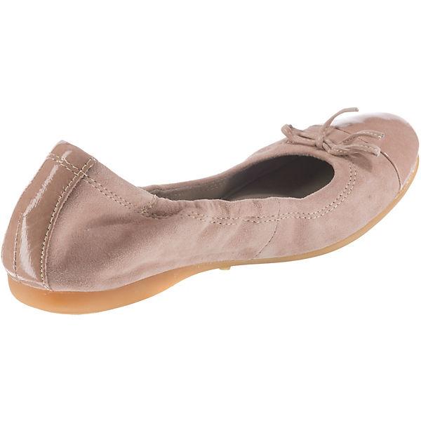 JOLANA & rosa FENENA, Faltbare Ballerinas, rosa & Gute Qualität beliebte Schuhe cdeea6